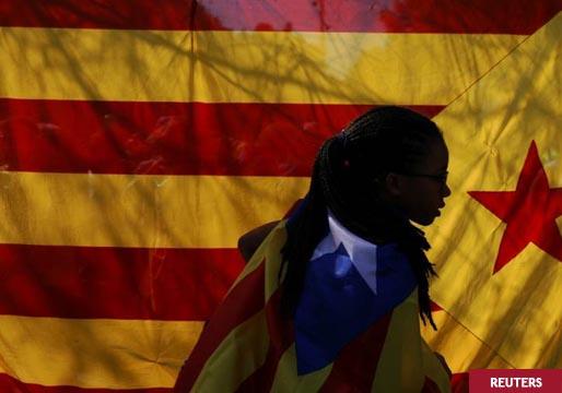 Sólo un tercio de catalanes apuesta por la autodeterminación