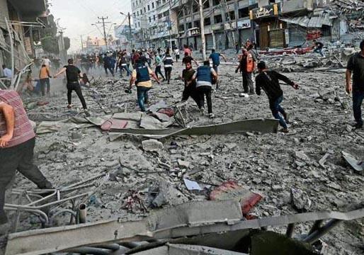 Turquía amenaza a Israel por los ataques a la Franja de Gaza
