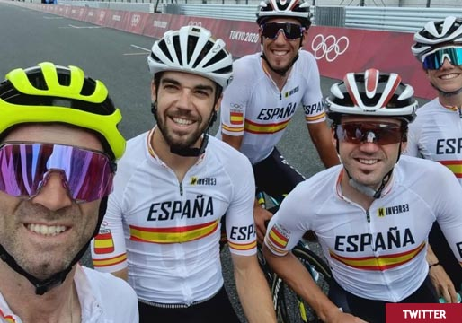 El positivo en covid de un miembro de la delegación española en los JJOO de Tokio