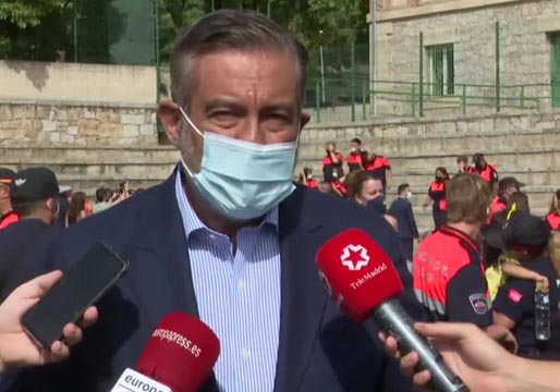 La Comunidad de Madrid 'pasa' de las mascarillas
