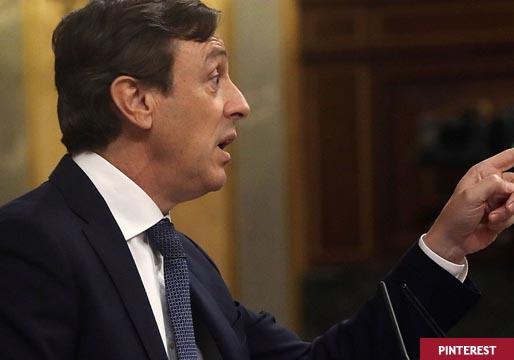 Hernando (PP) difunde la calumnia de que Margarita Robles fue acusada de evadir 6 millones de euros