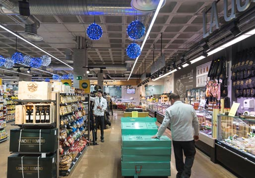 La fiebre de la compra de supermercados