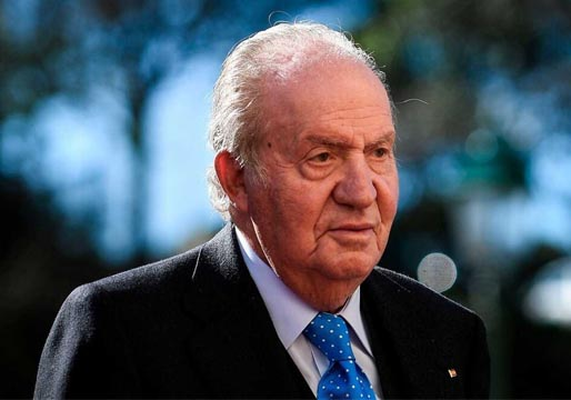 Podemos prevé que vendrán nuevos escándalos del Rey Juan Carlos