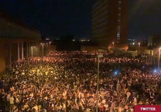 La Universidad Complutense condena el macrobotellón de Ciudad Universitaria