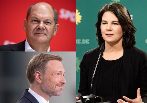 Los Verdes alemanes, a por la coalición con el SPD y los liberales