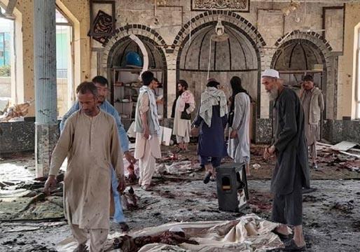 Explosión en una mezquita chií de Kandahar