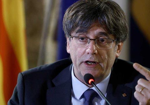 La extradición de Puigdemont, suspendida por ahora