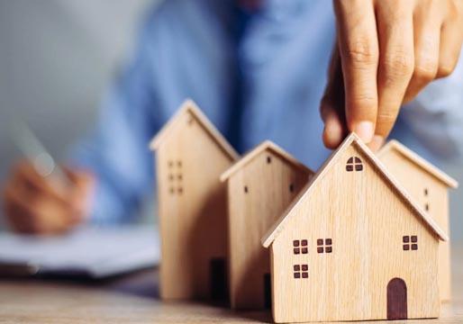 Las compraventas de viviendas vuelan un 57,9%