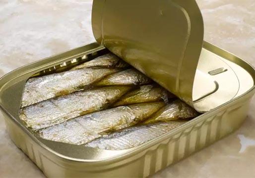 Las sardinas en lata son más que saludables