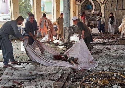 Más de 40 muertos por otro atentado en Afganistán