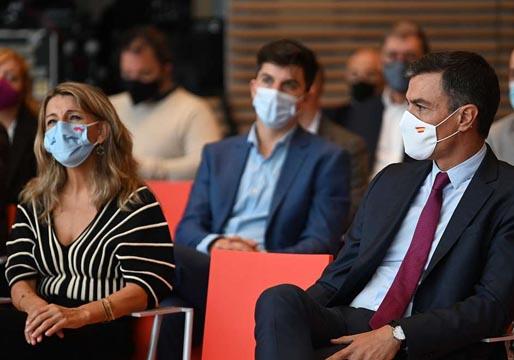 PGE: acuerdo entre PSOE y Unidas Podemos