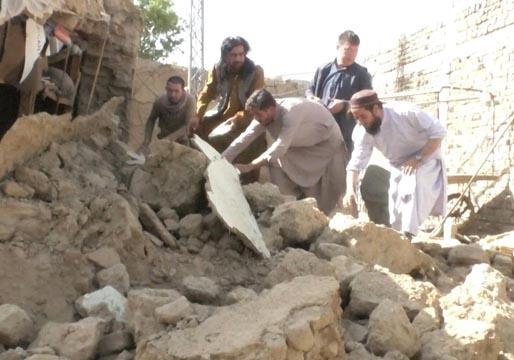 Un terremoto en Pakistán deja al menos 20 muertos y 300 heridos